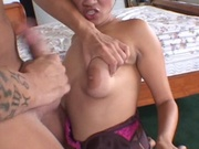 Wifey experience true hard fucking action