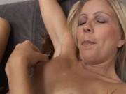 Beautiful mom nailed by black cock