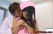 Aino kishi sweet asian nurse 1 by myjpnurse