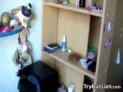 Young Russians Make A Porno