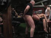 Humiliating a worthless whore