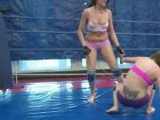 NudeFightClub presents Connie vs Karen