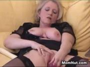 Mom Enjoys Toys And A Cock