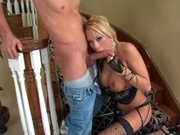 Sexy porn super star fucking with attitude