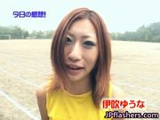 Asian amateur in nude track and field 8 by jpflashers