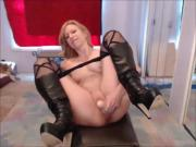 Young blonde milf with sextoy livecam