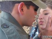 Cop dp first time Latina Deepthroats on the Border