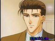 Hentai gay twink anal bareback fun at night