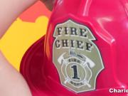 Charley is One Sexy Fireman