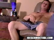 Stud jerks off and gets head from an ebony stud