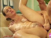 Dick sucker and horny Cassidy Klein gets fucked by Tommy from behind