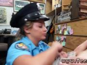 Natural brunette teen first time Fucking Ms Police Officer