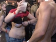 Girls party leads to hot orgy