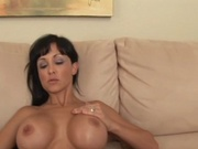 Three busy milf getting busty with one another