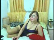 Sexy milf in webcam chat room