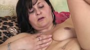 Mature mom fucked in doggy position