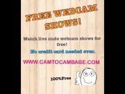 Ebony big booty shaking webcam - camtocambabe.com