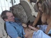 Hot wifey slided by cock in her ass