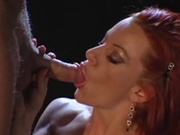 Mature redhead gets her ass ravaged