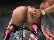 Hot ass latina jammed by thick cock