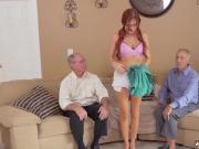 Watching old wife fuck amateur first time Frankie And The Gang Take a