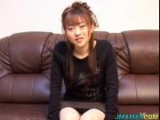 Asian milf Mai enjoys dildo insertions for pussy