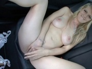Hot girl next door gets fucked in the taxi