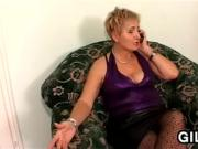 Thick GILF Wants Young Cock