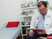 Drahuse gyno flick examination