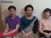 Asian gays sucking and having sex