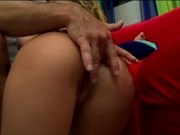 Kinzie Kenner's First Anal From Lil' Red Riding Slut