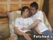Felched Gay Anal Sex