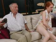 Old man sex girl movies and old creampie Online Hook-up