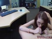 Blonde and brunette pov Jenny Gets Her Ass Pounded At The Pawn Shop