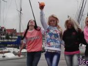 A kinky boat trip
