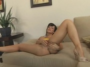 Big titted milf loving a dick half of her age