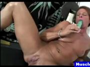 Toy Fucking As a Workout