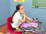 Amai Liu cute young asian teen girl fuck