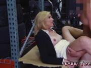 Ebony messy blowjob first time Hot Milf Banged At The PawnSHop