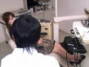 Perverted Dentist sedates and uses his patient