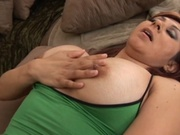 Chubby milf boned by black cock
