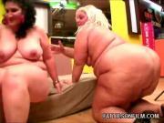 Big Ass Blonde BBW