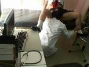 Spycam Schoolgirl seduced during medical Examination