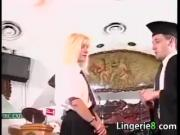 Graduate Spanking A Whore