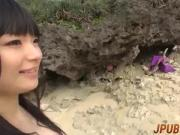 Hina outdoor sex pleasure in sensual manners