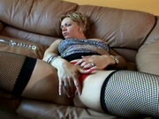 Horny milf gets rammed by massive cock