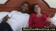Old but thick mommy craves black dick in her tight pussy