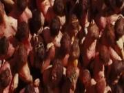 Tilda Swinton nude sex scene