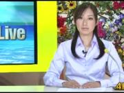 Japanese News Anchor Bukkake