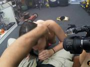 College girl railed by nasty pawn keeper